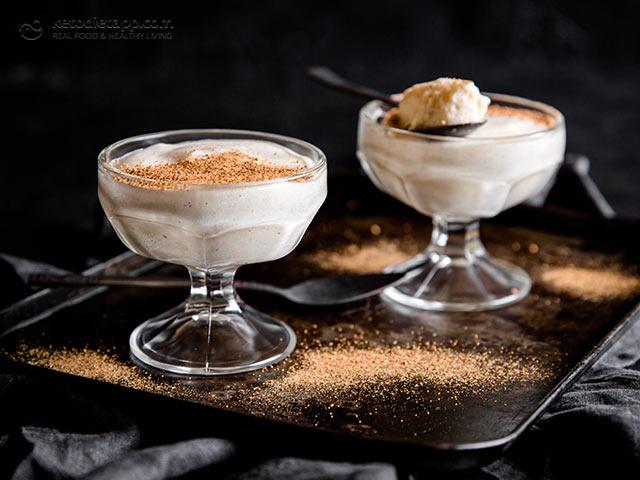 Low-Carb & Keto Spanish Cream