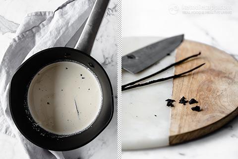 Keto Chocolate Creme Brûlée