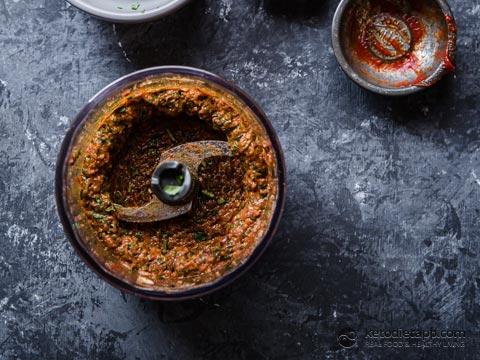Easy Keto Chicken Coconut Curry