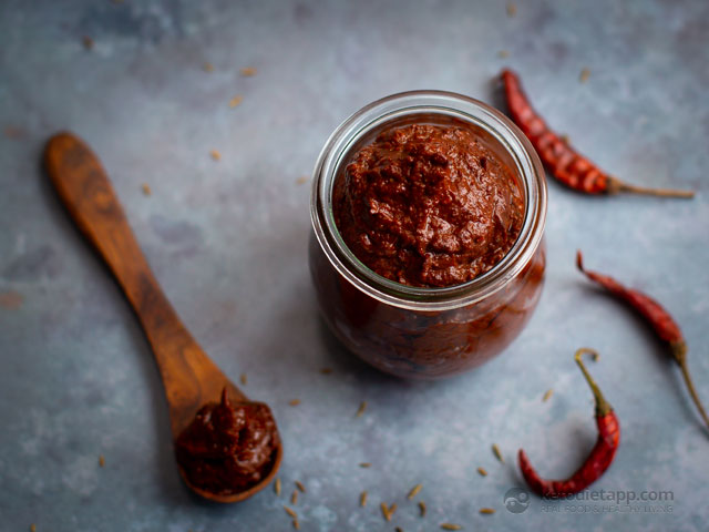 How To Make Mexican Chili Paste
