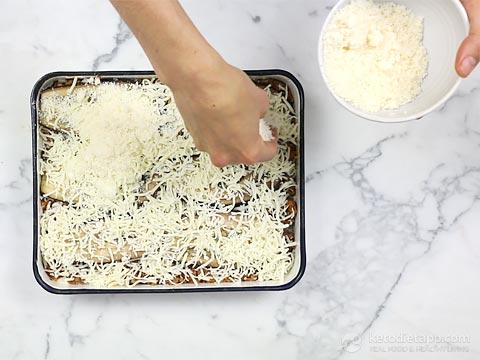 The Best Low-Carb Eggplant Lasagna