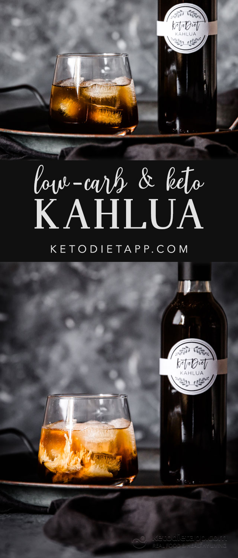Homemade Low-Carb Kahlua