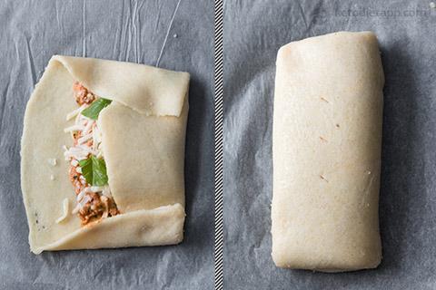 Low-Carb Italian Stuffed Bread Bites