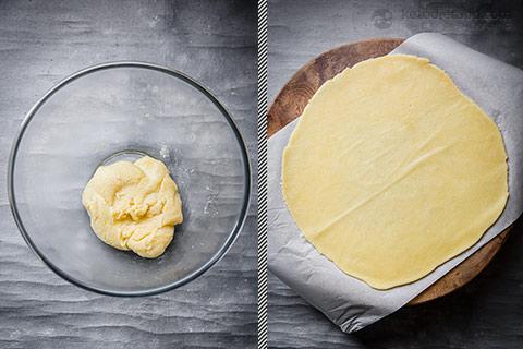 Keto Cheese Stuffed Crust Pizza