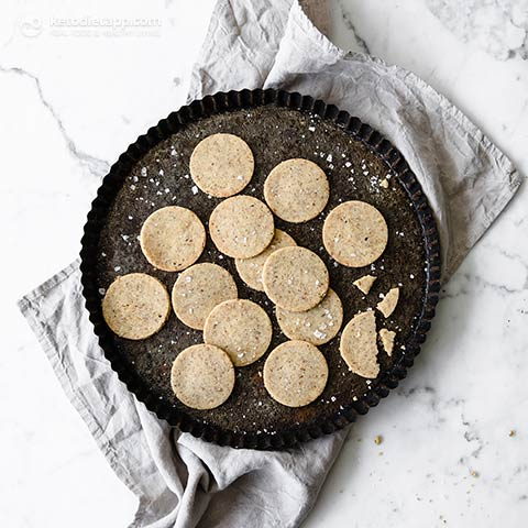 Easy Low-Carb Oatcakes
