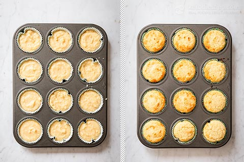 Super Simple Almond Flour Keto Muffins