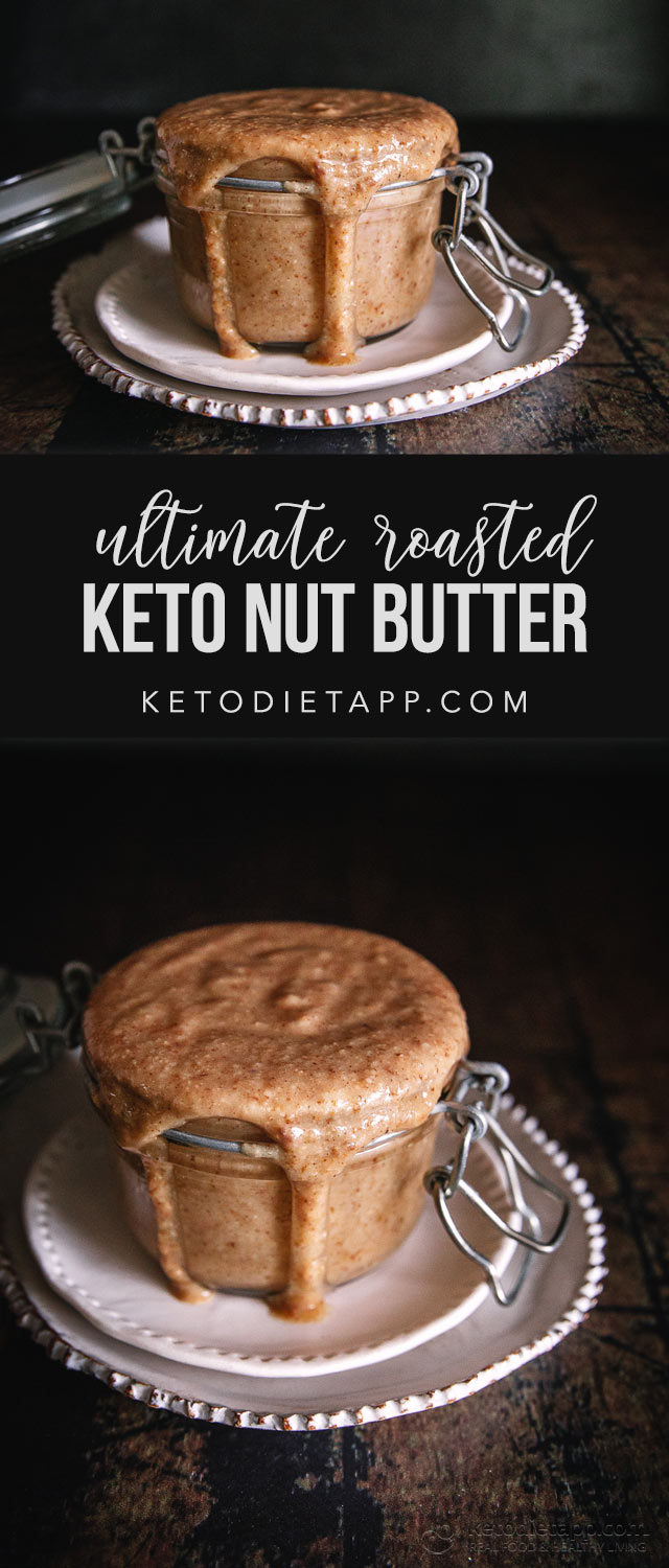 Ultimate Keto Nut Butter