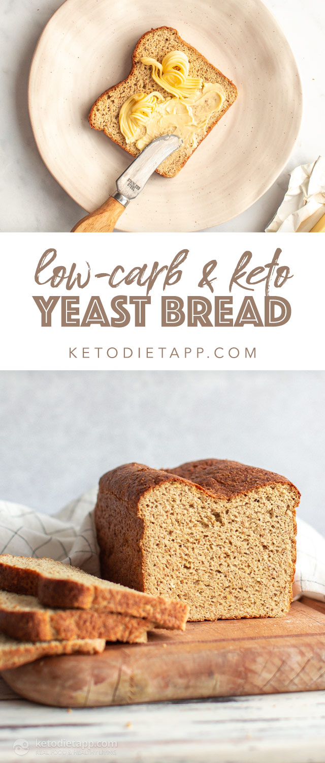 The Best Low Carb Yeast Bread Ketodiet Blog