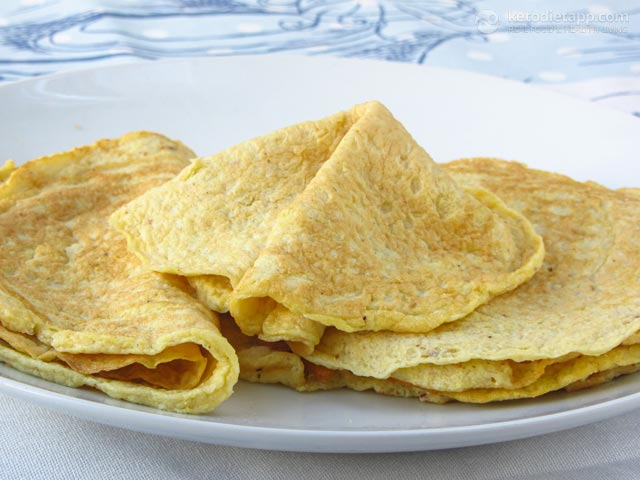 Multipurpose Keto Crepes
