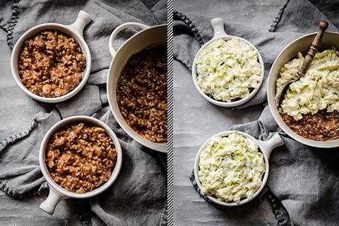 Low-Carb Irish Shepherd's Pie