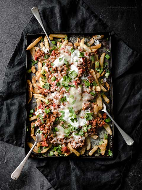The Best Low-Carb Chili Cheese Fries