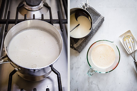 The Best Low-Carb Creme Patissiere