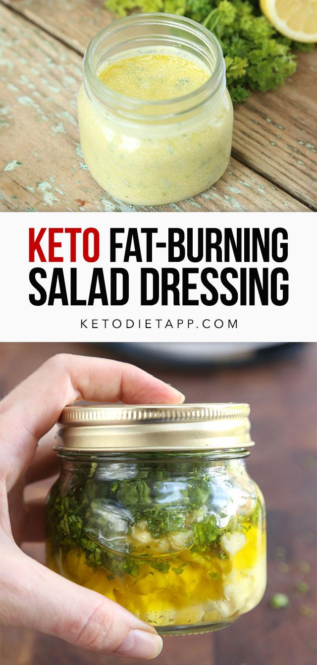 Fat-Burning Salad Dressing