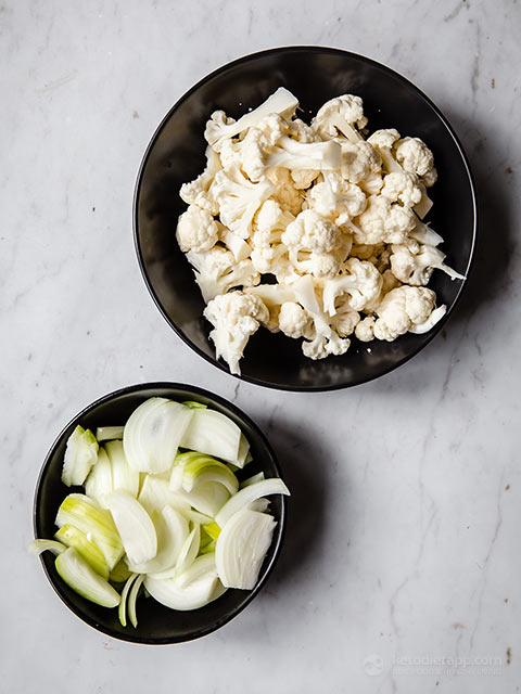 Low-Carb Roast Onion Soup