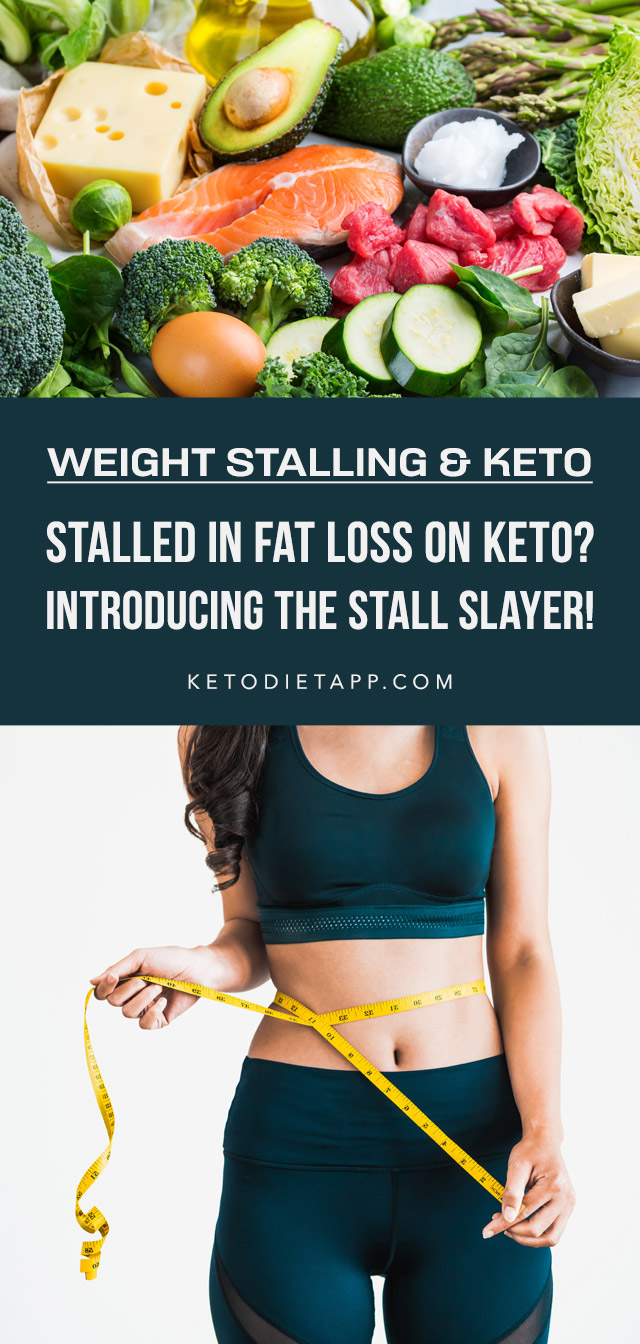 Stalled in Fat Loss on Keto? Introducing The Stall Slayer!