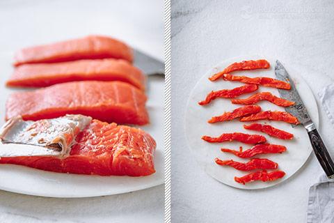 Homemade Sugar-Free Salmon Jerky