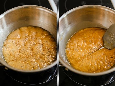 Smooth & Silky Keto Caramel Sauce