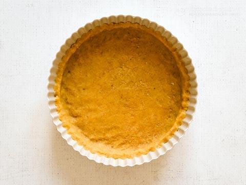 No Fail Low-Carb Pumpkin Pie