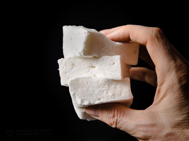 No Fail Fluffy Keto Marshmallows