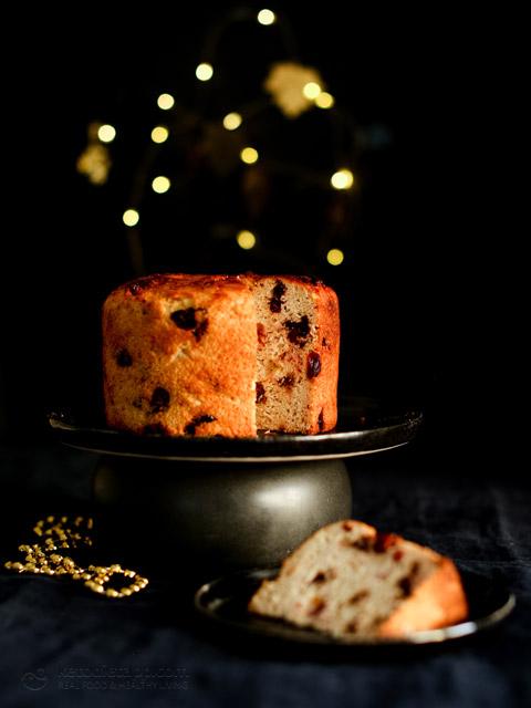 Keto Panettone - Italian Christmas Bread