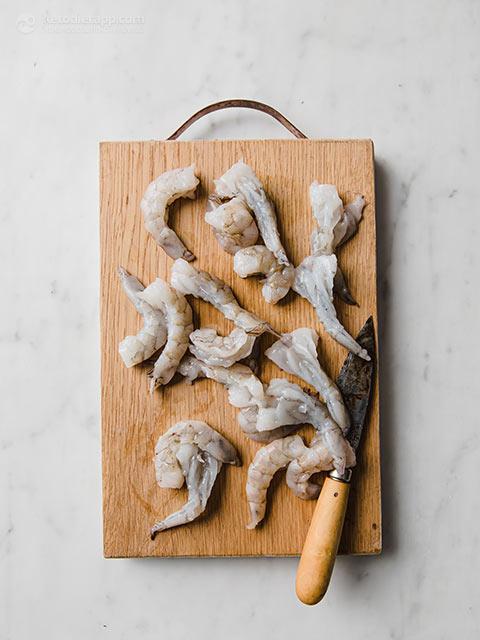 Keto Southern Fried Shrimp
