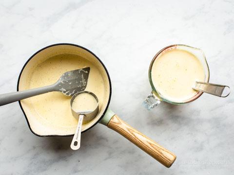 Low-Carb Eggnog (Czech Egg Liqueur)