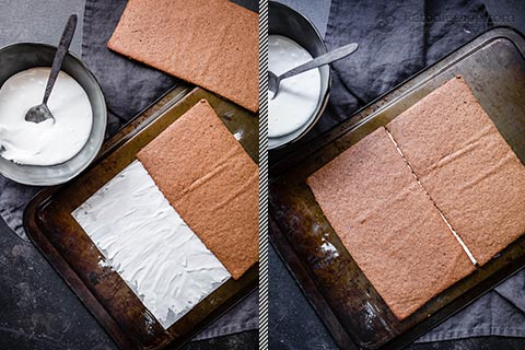 How To Make Low-Carb Gingerbread House