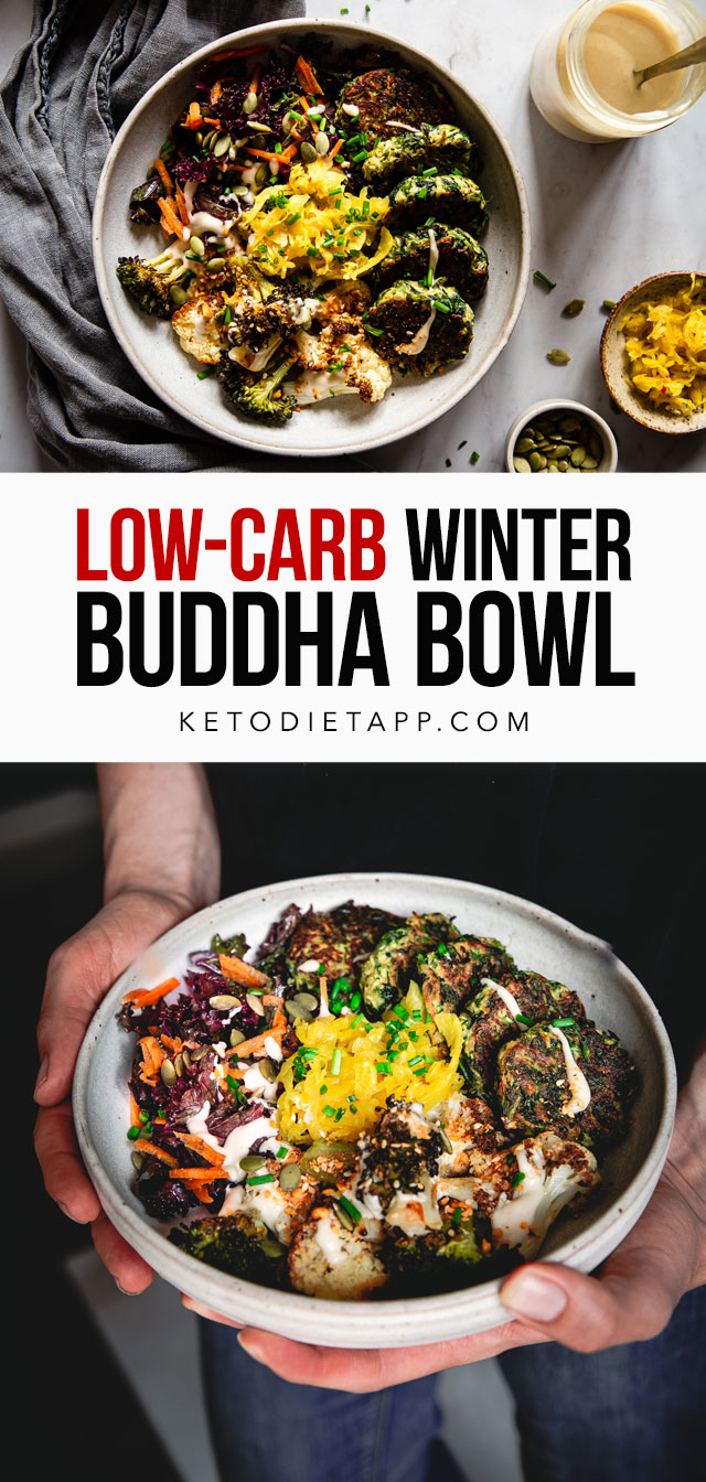 Low-Carb Winter Buddha Bowl