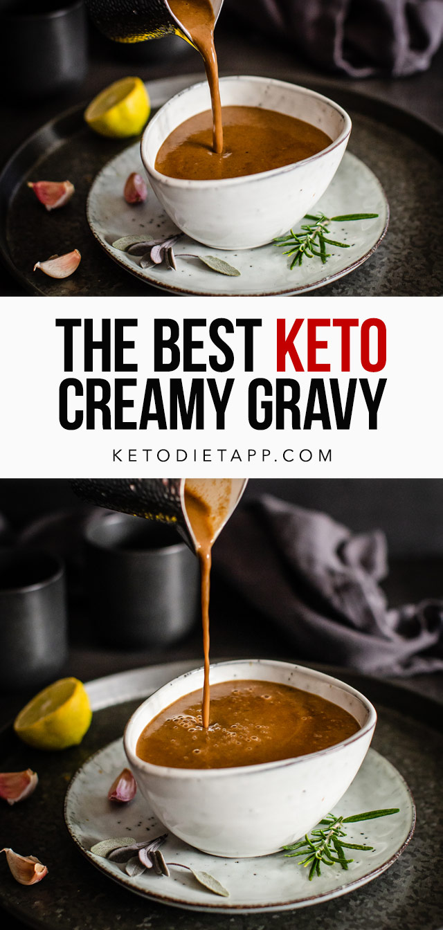 The Best Keto Gravy
