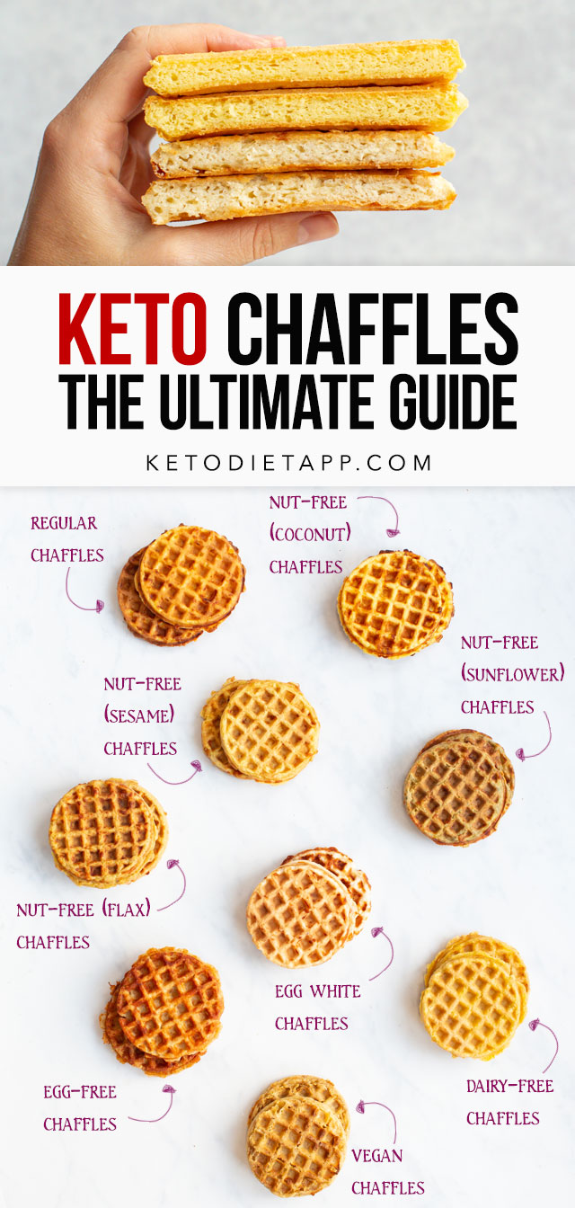 The Best Keto Chaffles - Ultimate Guide