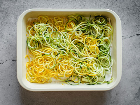 The Best Way To Cook Zucchini Noodles