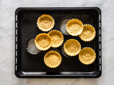 Nut-Free Keto Pie Crust