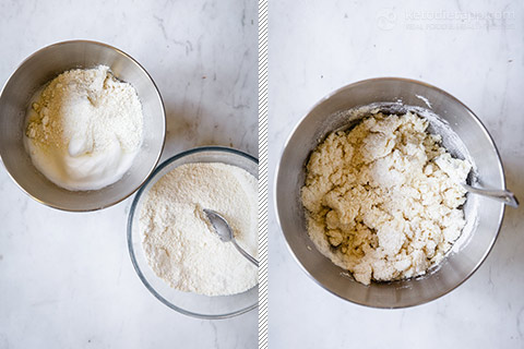 Keto Italian Ricciarelli Almond Cookies