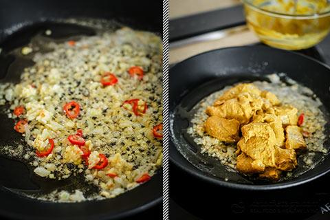 Easy Keto Butter Chicken - Chicken Makhani