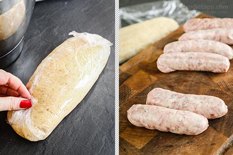 Ultimate Keto Sausage Rolls