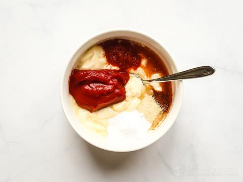 Keto Yum Yum Chicken Slaw