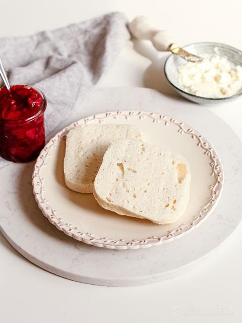 90 Second Keto White Bread