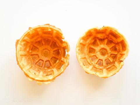 Keto Taco Chaffle Bowls