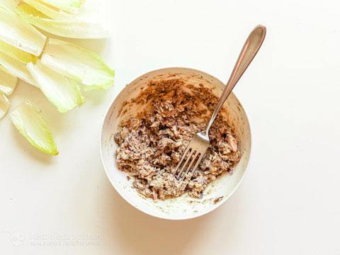 Creamy Low-Carb Sardine Salad