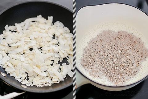 Low-Carb Chocolate & Cherry Porridge