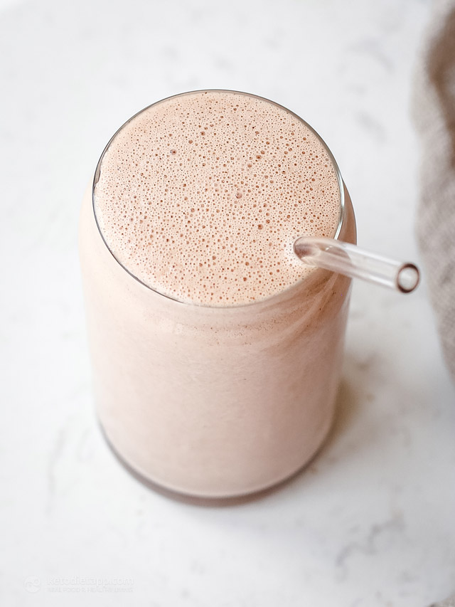 High-Protein Chocolate Smoothie