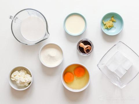 High-Protein Lemon Cheesecake Smoothie