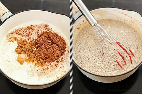 Soft & Creamy Keto Mocha Coffee Ice Cream