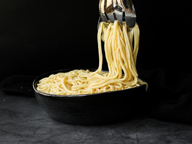 The Best Keto Spaghetti Pasta Noodles