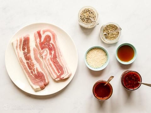 Keto Bacon Twists 5 Ways