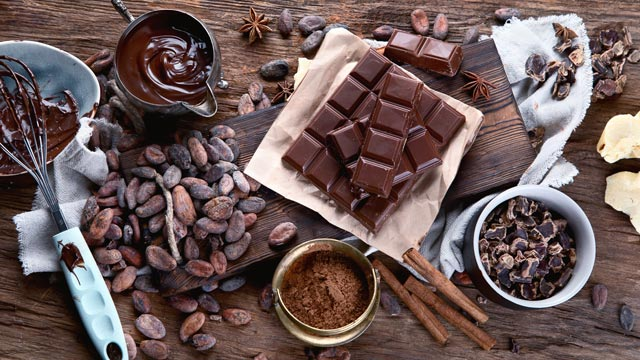 Chocolate: Food of the Gods & High-Fat Superfood