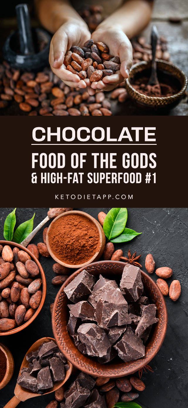 Chocolate: Food of the Gods & High-Fat Superfood #1