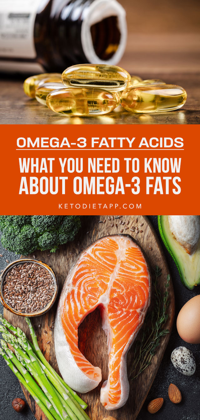 What You Need To Know About Omega-3 Fats