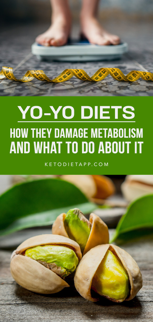 How Yo-Yo Diets Damage Metabolism and What to Do About It