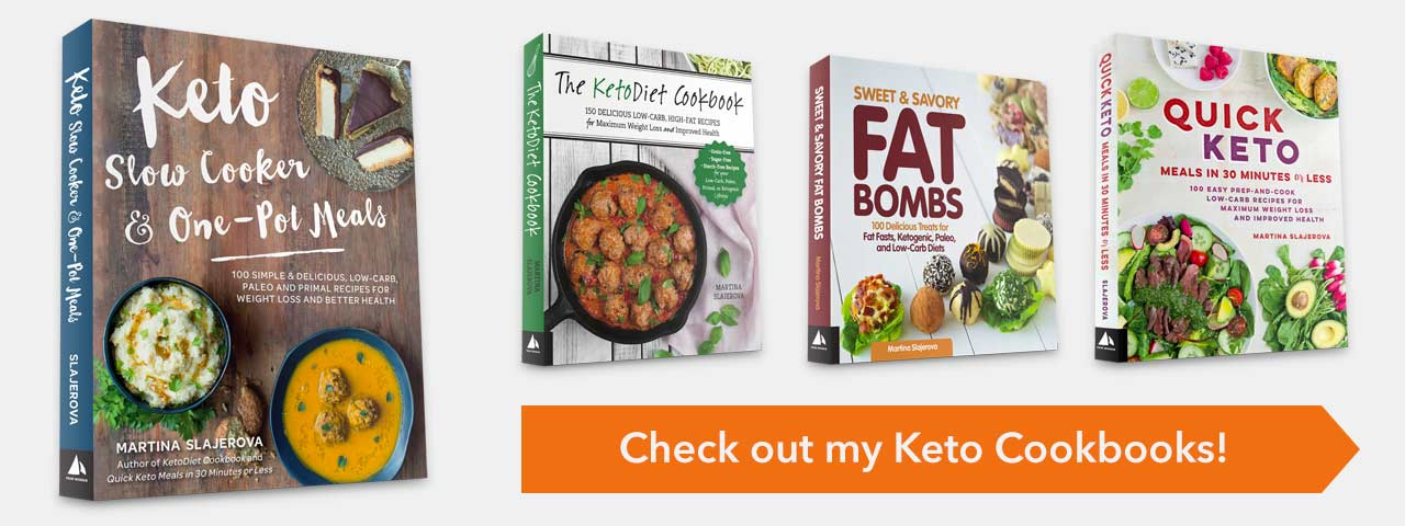 Quick Keto - Meals in 30 minutes or less